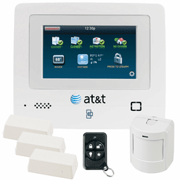 Interlogix Simon XTi-5 Cellular Wireless Security System (for AT&T LTE Network)