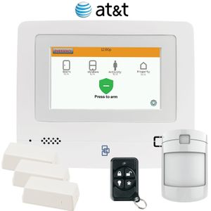 GE Interlogix Simon XTi-5i Cellular Wireless Security System (for AT&T LTE Network)