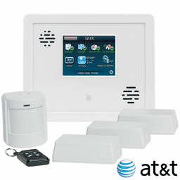 GE Interlogix Simon XTi Cellular AT&T LTE Wireless Security System Kit (Powered by Alarm.com)