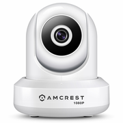 IP2M-841W - Amcrest Indoor Wireless Pan/Tilt Security Camera
