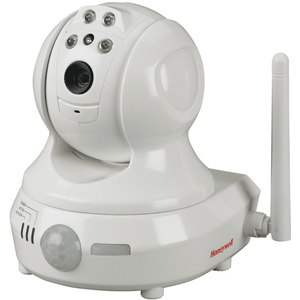 iPCAM-PT2A - Honeywell AlarmNet Wireless Pan/Tilt Security Camera (for Total Connect)