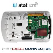 LE2077-AT - DSC Impassa Cellular LTE/HSPA Connect24 Alarm Communicator (for Non-Interactive)
