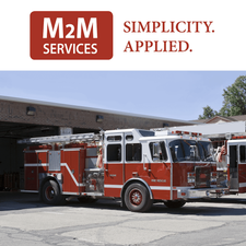 M2M Commercial Fire Alarm Monitoring Services