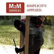 M2M Burglary Intrusion Alarm Monitoring Services