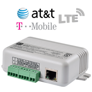 MN03-LTE-LAN - M2M Services Universal Multi-Band Dual-Path AT&T/T-Mobile LAN/LTE Alarm Communicator (Compatible with Most Panels)