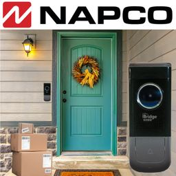 Napco iBridge Video Doorbell Monitoring Services