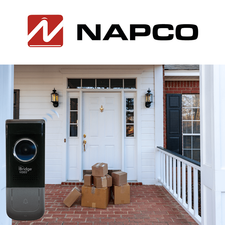 Napco Standalone Video Doorbell Monitoring Services