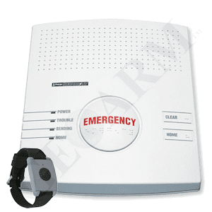 PERS-2400B - Linear Medical Emergency Alert PERS System (w/Two-Way Voice Communications)