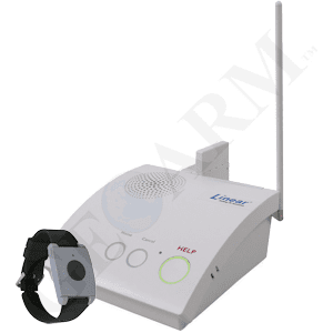 PERS-4200 - Linear Medical Emergency Alert PERS System (w/Two-Way Voice Communications)