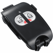 PG9949 - DSC PowerG Remote 2-Button Alarm Keyfob
