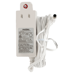 PROA7BARXCN - Resideo Honeywell Home Power Transformer with Barrel Jack (for ProSeries Canada Control Panels)