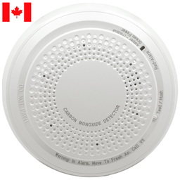 PROSiXCOCN - Resideo Honeywell Home Wireless Carbon Monoxide Detector (for ProSeries Canada Control Panels)