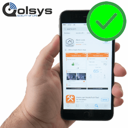 Qolsys Interactive Monitoring Types