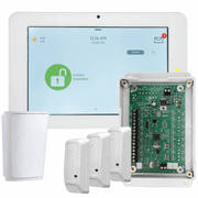 Qolsys IQ Panel 2 Plus Hybrid Security Systems