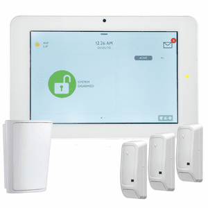 Qolsys IQ Panel 2+ Wireless Security Systems
