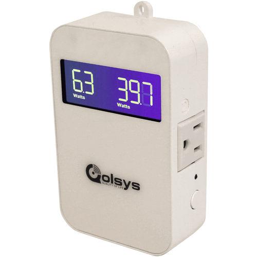 QS-2100-P01 - Qolsys IQ Wireless Smart Socket (for Z-Wave Home Automation)