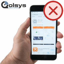 Qolsys Non-Interactive Alarm Monitoring Paths