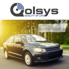 Qolsys Standalone GPS Connected Car Tracking Services