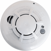 Qolsys Wireless Combo Smoke/Heat Detectors