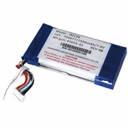 QR0018-840 - Qolsys IQ Replacement Alarm Battery (for IQ Panel)