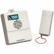 RE116-U - Resolution Products Wireless Universal Alarm Siren with Transmitter (for All Types)
