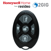 RE200-5 - Alula Wireless Remote 5-Button Alarm Keyfob (for 2GIG & Honeywell Home)