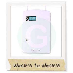 RE224TH - Resolution Products Wireless 2GIG to Honeywell Alarm Translator