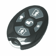 RE600-5 - Resolution Products Wireless 5-Button Remote Keyfob (Cryptix-Encrypted)