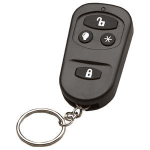 RE600 - Alula Wireless 4-Button Remote Keyfob (for Connect+ Panel)