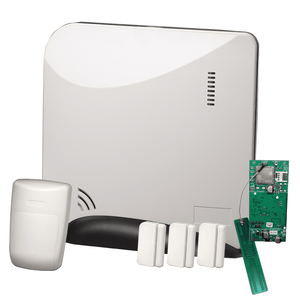 RE6100S-XX-X_CKIT - Alula Connect+ Cellular LTE Security System Kit
