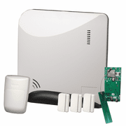 RE6100S-XX-X_CKIT - Resolution Products Helix Cellular LTE Security System (3-1 Kit)
