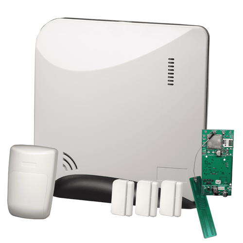 RE6100S-XX-X_PPCKIT - Alula Connect+ Pre-Programmed Cellular LTE Security System Kit