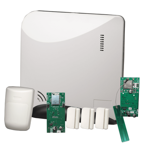 RE6100S-XX-X_PPDKIT - Alula Connect+ Pre-Programmed Dual-Path Security System Kit