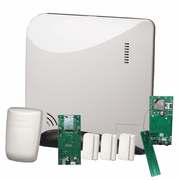 RE6100S-XX-X_PPDKIT - Resolution Products Helix Pre-Programmed Dual-Path Security System (3-1 Kit)