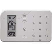 RE656 - Resolution Products Wireless HeliPAD Keypad (Cryptix-Encrypted)