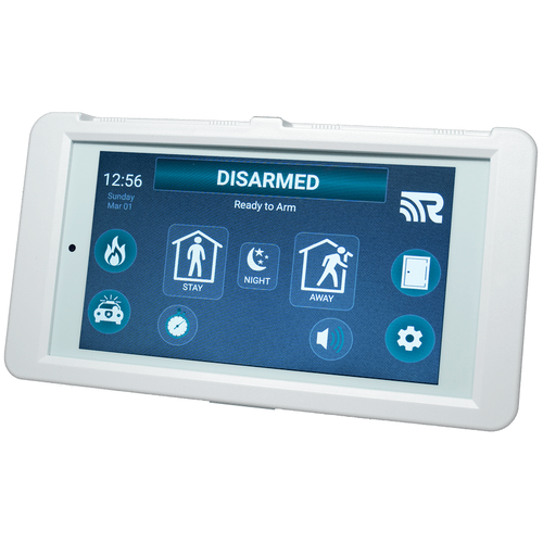 RE657W - Alula Wireless HeliTouch Keypad (for Connect+ Panel)