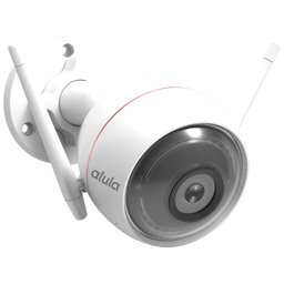 RE701 - Alula Connect+ Outdoor 1080p Bullet WiFi Security Camera with Two-Way Audio