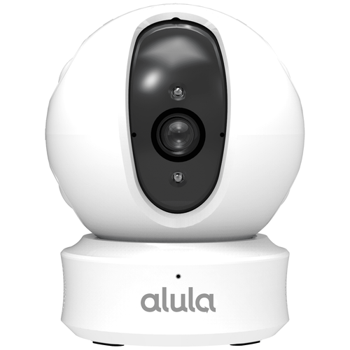 RE702 - Alula Connect+ Indoor 1080p 360-Degree WiFi Security Camera with Two-Way Audio