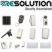 Resolution Products Compatible Security Sensors