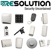Resolution Products Wireless Security Products