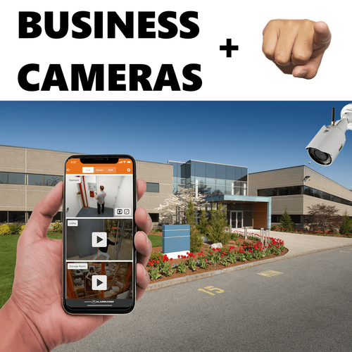 Standalone Commercial Business Video Surveillance Services