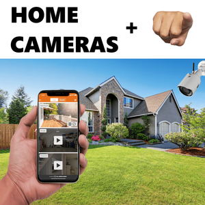 Standalone Residential Home Video Surveillance Services