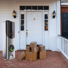 Standalone Video Doorbell Monitoring Services
