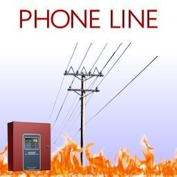 Universal Phone Line Commercial Fire Alarm Monitoring Form