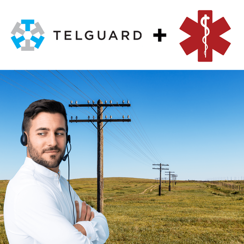 Telguard Medical Alert PERS Phone Line Monitoring Services