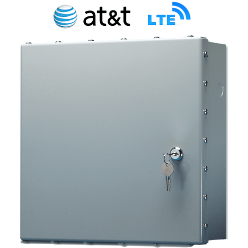 TG-7A LTE-A - Telguard TG7LAA Universal Commercial Cellular AT&T LTE Alarm Communicator in Attack Crisis (Compatible with Most Panels)
