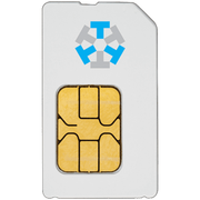 TG600 - Telguard Cellular LTE SIM Card (for Videofied Control Panels)
