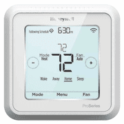 TH6220WF2006/U - Honeywell Lyric Pro Trade Smart Thermostat (Up to 2 Heat/1 Cool Heat Pump)