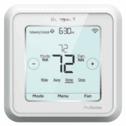 TH6320ZW2003 - Honeywell Hardwired T6 Pro Series Z-Wave Thermostat Control (for LYNX and VISTA Control Panels)