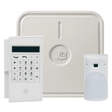 Videofied XTO640 Wireless Indoor Cellular LTE Security System Kit (Built for Video-Verification)